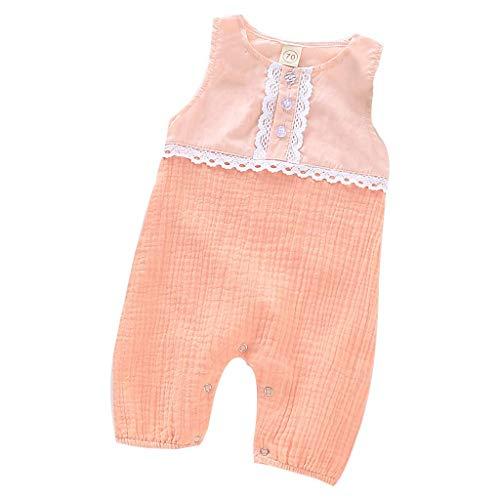 Baby Strampler,Baby Kinder Karikatur Drucken Outfits Set Baby Cute Kleidungsset Strampelanzug für Frühling und Herbst Kinderkleidung(0-18M
