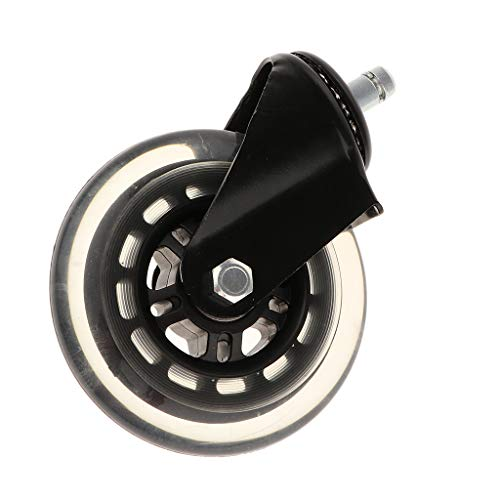 Roller Universal Wheel Caster Waveboard Skateboard Gepä Rollen - A