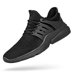 powerful Feetmat Men's Non-Slip Work Shoes Lightweight Breathable Sports Walking Walking Tennis Gym…
