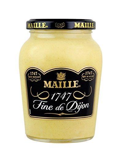 Maille Mostaza Dijon Original - Paquete de 12 x 380 gr - Total: 4560 gr