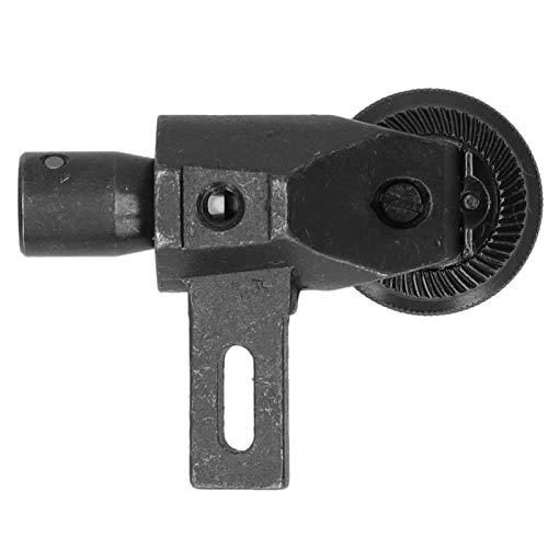 WOUPY Prensatelas para máquina de Coser, prensatelas para Coser Duradero, prensatelas para máquinas de Coser industriales con Pespunte para técnicas de Costura(26 mm)