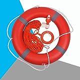 know Aro Salvavidas para Adultos, Profesional Marino, para Adultos, 2,5, Anillo de natación de...