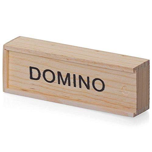 Ecotronic - Dominó en caja de madera