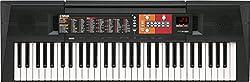 Semplice, facile da usare e molto divertente. Colori di tono e stili di accompagnamento provenienti da tutto il mondo, potente suono e funzioni utili per esercitarsi come Metronomo e Duo mode 61tasti per un totale di 120colori suoni con preset Dual...