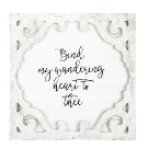 Bind My Wandering Heart Ornate Wood Wall Decor | Hobby Lobby | 1470202