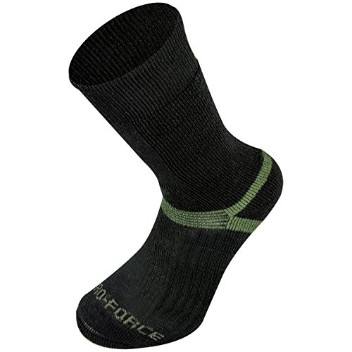Highlander Mens Taskforce Wool Acrylic Blend Military / Walking Socks