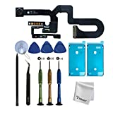 Vimour OEM Front Camera Replacement for iPhone 7 Plus 5.5 inch Model (A1661, A1784 and A1785),Microphone Replacement,Proximity Light Sensor Flex Cable Ribbon Assembly with Repair Tools