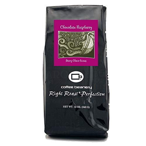 Coffee Beanery Chocolate Raspberry 12 oz. (Whole Bean)