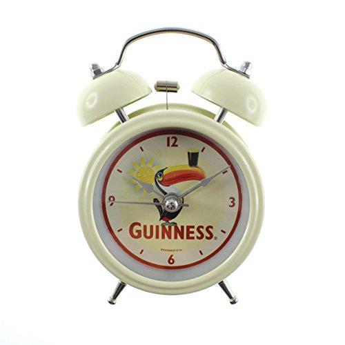 Guinness Individual Bell Alarma Reloj-tucán Diseño