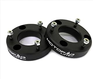 MotoFab Lifts F150-2 - 2 in Front Leveling Lift Kit That is compatible with F150