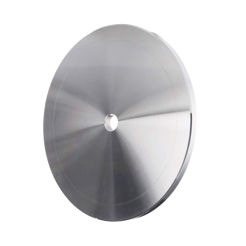 EMILYPRO Aluminum Disc Master Base Lap Plate 1 Gri x New Special sale item color 2