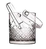 Pasabahce 6466 Timeles Eiskübel, Glas, Kunststoff