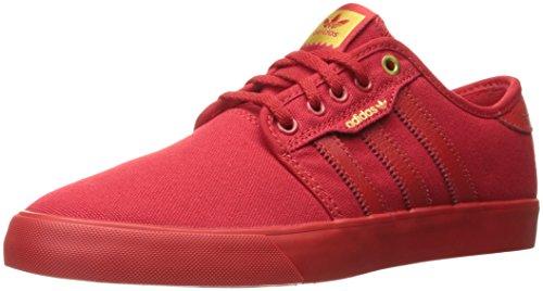 adidas Originals Zapatillas de Correr para Hombre Seeley, Scarlet Light Scarlet Light Scarlet - Chaqueta para Deportes de Invierno, 36 EU