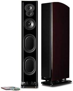 Polk Audio LSiM 705 Superior Floorstanding Tower Speaker   Dynamic Balance & PowerPort Technology   Bi-Wire & Bi-Amp   Sin...