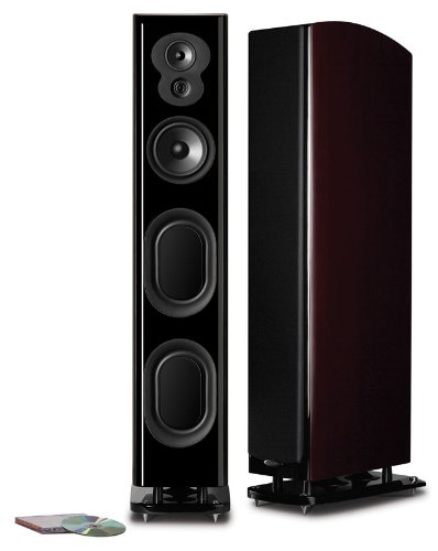 %50 OFF! Polk Audio LSiM 705 Superior Floorstanding Tower Speaker | Dynamic Balance & PowerPort Tech...