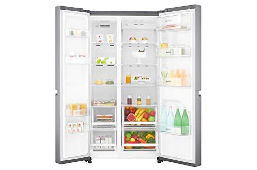 frigorifero 80 cm LG GSB760PZXZ Side by side