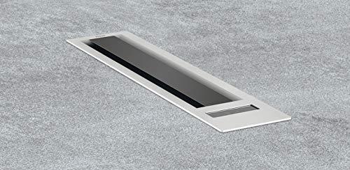 SILVERLINE FFIK 3417 S Free-Flow Intern Premium Kochfeldabzug/Dunstabzugshaube/Tischhaube / 1.3 cm/B
