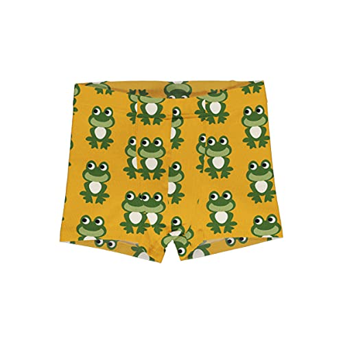 Maxomorra Jungen Unterhose Boxer Shorts Frog (110-116)