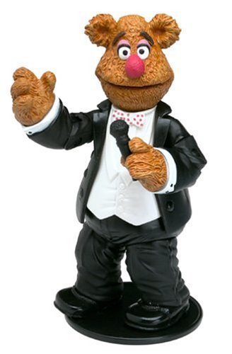 The Muppets Series 9 Action Figure Steppin Out Fozzie by Palisades Toys