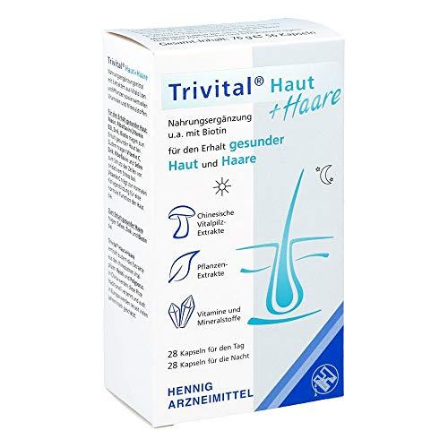 Trivital Haut+haare Kapse 56 stk