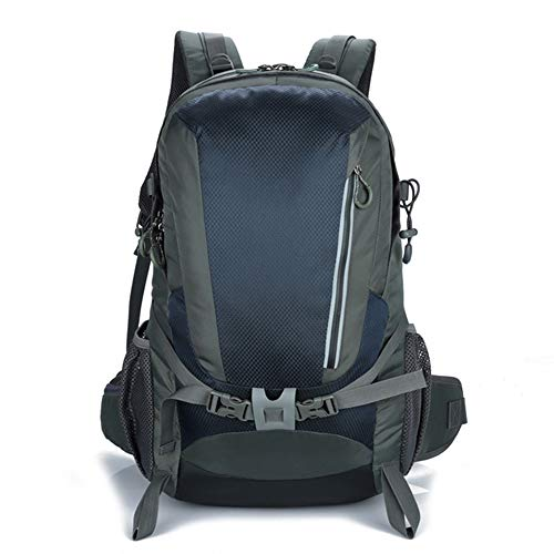 48L hombres mujeres impermeable viaje mochila bolsa senderismo mochilas para montañismo escalada camping trekking bolsas