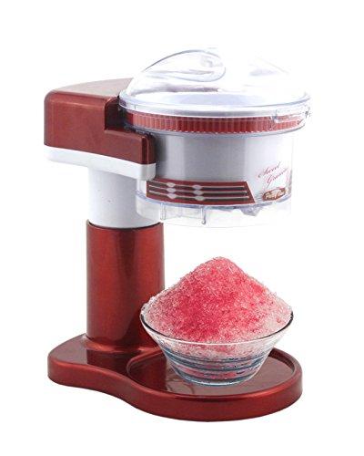 Sogo PIC-SS-5270 Raspador de hielo, 85 W, Plástico, Rojo y blanco: Amazon.es: Hogar