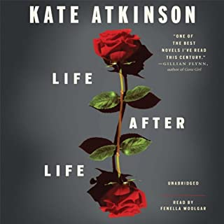 Life After Life audiobook cover art