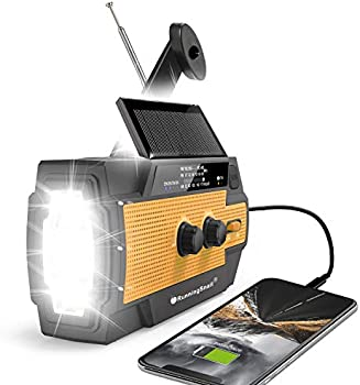 RunningSnail 2021 Newest Emergency Crank Radio