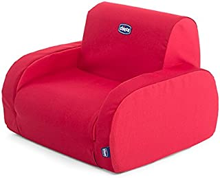 Twist Armchair - Red