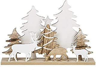 Best collectible reindeer figurines Reviews