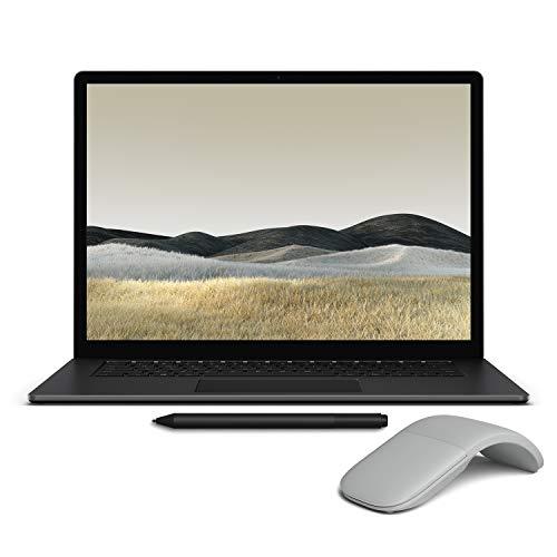 【Microsoft ストア限定】3点セット: Surface Laptop 3 13.5インチ(Core-i5 / 8GB / 256GB / ブラック (メ...