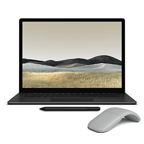 【Microsoft ストア限定】3点セット: Surface Laptop 3 13.5インチ(Core-i5 / 8GB / 256GB / ブラック (メタル)) + Surface Arc Mouse + Surface ペン