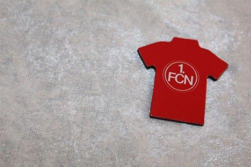 Trikotmagnet Trikot Magnet 1. FC Nürnberg FCN Club