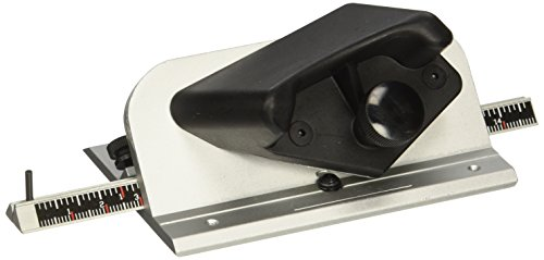 Logan Graphics 4000 Deluxe Handheld Pull Style Mat Cutter, Silver