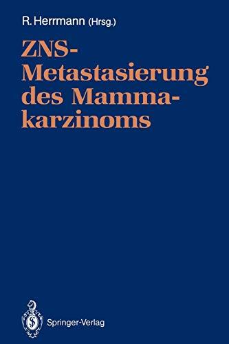 Z.N.S.-Metastasierung des Mammakarzinoms