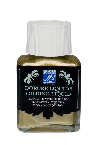 Lefranc Bourgeois Dorure Liquide 75ml Or Riche
