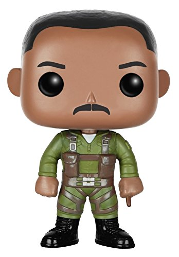 Funko POP Movies: Independence Day - Steve Hiller Action Figure,Brown/a,