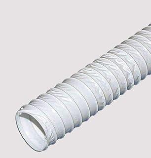 Flexibler Abluftschlauch 6 Meter / 125 mm PVC Schlauch