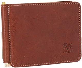 IL BISONTE(イルビゾンテ) 財布 メンズ CLASSIC 2つ折り財布 COGNAC C0963-PO-566 [並行輸入品]