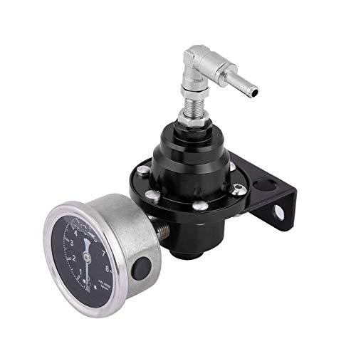 Por lo general, el control del regulador de presión de combustible ajustable Economía del ahorro de gas Mejora el rendimiento del automóvil Piezas de automóviles Regulador de gasolina Nuevo Adecuado p