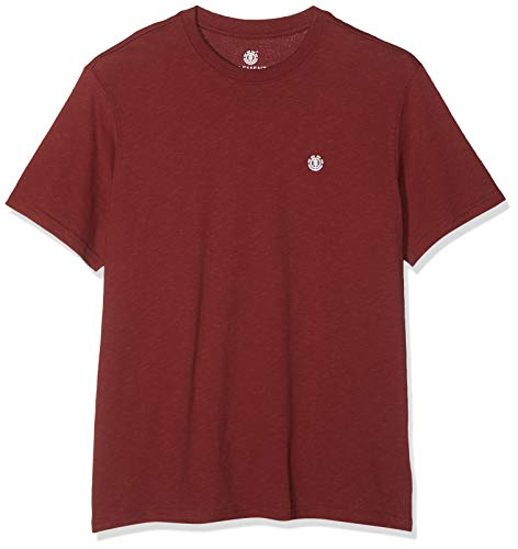 Element Crail T-shirt, Uomo, port, XS