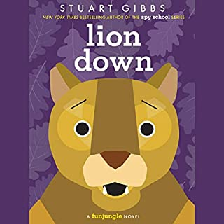 Lion Down audiobook cover art
