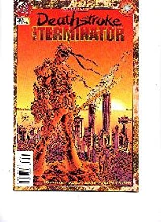 Deathstroke the Terminator #3 Annual 1994 DC