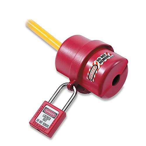 Masterlock S487M/Lock Kleine Lockout Elektro-Stecker Abdeckung