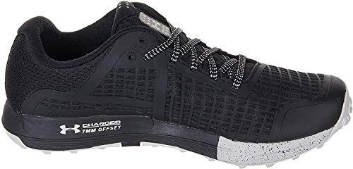 Under Armour Men's Horizon BPF Running Shoe, Black (001)/Black, 11.5