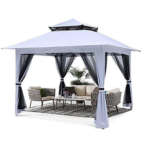 ABCCANOPY Outdoor Gazebo 13x13 ft Canopy