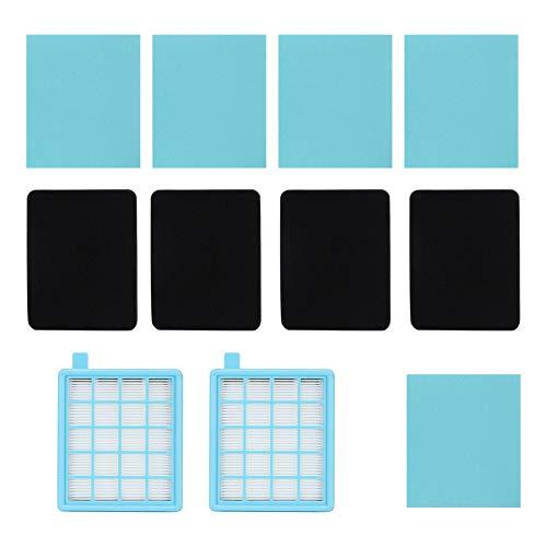 Duokon stofzuiger filter luchtuitlaat katoen accessoires reinigingsgereedschap vervanging geschikt voor FC8471/8630/9322