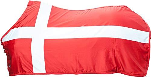 HKM 70167909.0021 sleuf deken vlag, vlag Denmark, 135, Vlag Denemarken