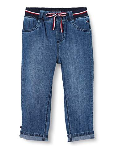 Tommy Hilfiger uniseks-baby spijkerbroek Baby Denim Pants