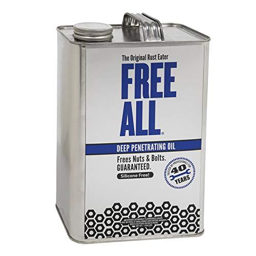 Gasoila – Free All Rust Eater Deep Penetrating Oil
